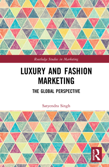 Luxury and Fashion book by Dr. Singh